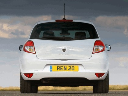 2010 Renault Clio 20th anniversary - UK version 6