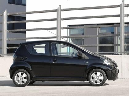 2010 Toyota Aygo Black - UK version 2