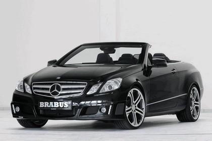 2010 Mercedes-Benz E-klasse cabriolet by Brabus 2