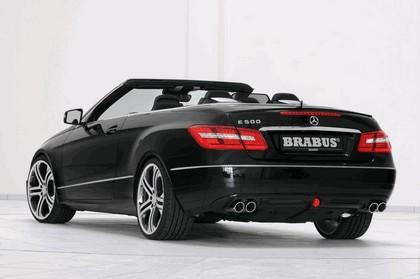 2010 Mercedes-Benz E-klasse cabriolet by Brabus 5