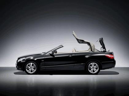 2010 Mercedes-Benz E-klasse cabriolet 2