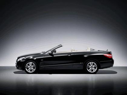 2010 Mercedes-Benz E-klasse cabriolet 4