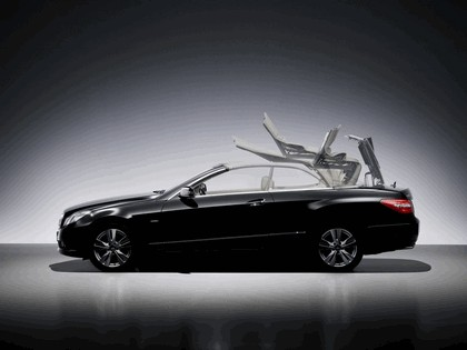 2010 Mercedes-Benz E-klasse cabriolet 5