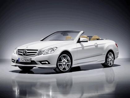 2010 Mercedes-Benz E-klasse cabriolet 20