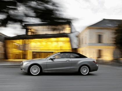 2010 Mercedes-Benz E-klasse cabriolet 23