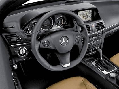 2010 Mercedes-Benz E-klasse cabriolet 52