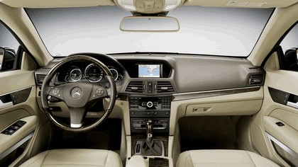 2010 Mercedes-Benz E-klasse cabriolet 55