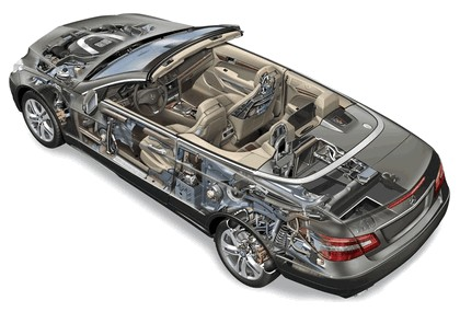 2010 Mercedes-Benz E-klasse cabriolet 88