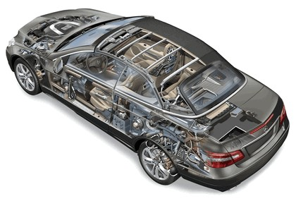 2010 Mercedes-Benz E-klasse cabriolet 89