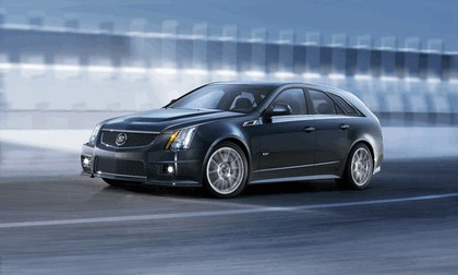 2011 Cadillac CTS-V Sport Wagon 1