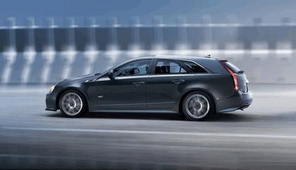 2011 Cadillac CTS-V Sport Wagon 2