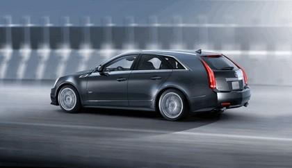 2011 Cadillac CTS-V Sport Wagon 3