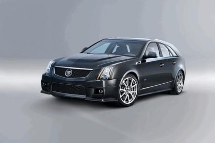 2011 Cadillac CTS-V Sport Wagon 4