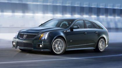 2011 Cadillac CTS-V Sport Wagon 6