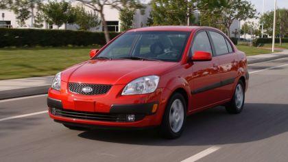 2005 Kia Rio 4-door 8