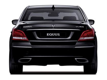 2010 Hyundai Equus 15