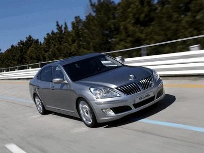 2010 Hyundai Equus 26
