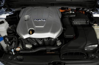 2010 Hyundai Sonata Hybrid 15