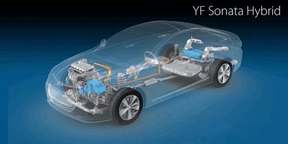2010 Hyundai Sonata Hybrid 16