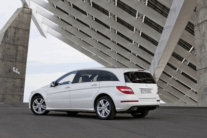 2010 Mercedes-Benz R-klasse 43