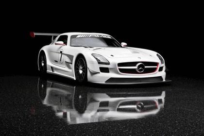 2010 Mercedes-Benz SLS AMG GT3 1