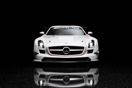 2010 Mercedes-Benz SLS AMG GT3 2