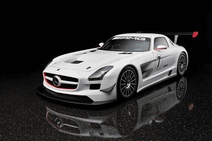 2010 Mercedes-Benz SLS AMG GT3 3