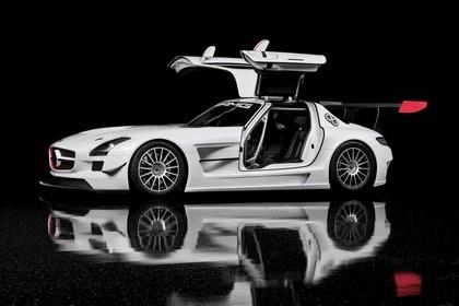 2010 Mercedes-Benz SLS AMG GT3 5
