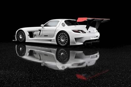 2010 Mercedes-Benz SLS AMG GT3 6