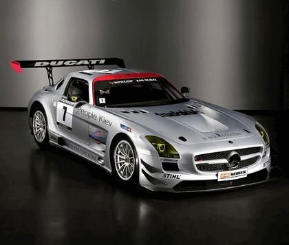 2010 Mercedes-Benz SLS AMG GT3 7
