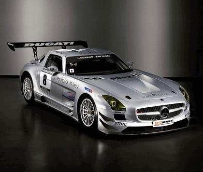 2010 Mercedes-Benz SLS AMG GT3 8