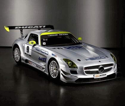 2010 Mercedes-Benz SLS AMG GT3 9