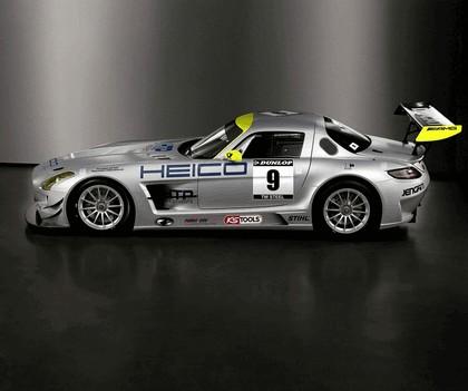 2010 Mercedes-Benz SLS AMG GT3 12