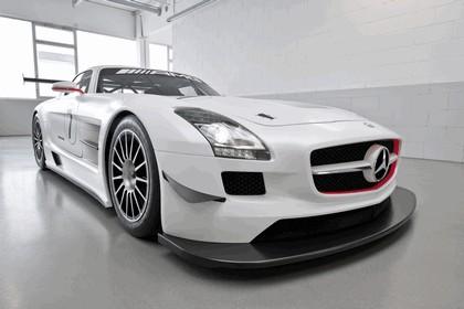 2010 Mercedes-Benz SLS AMG GT3 13