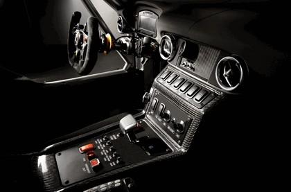2010 Mercedes-Benz SLS AMG GT3 22