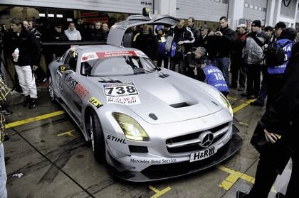 2010 Mercedes-Benz SLS AMG GT3 23