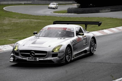 2010 Mercedes-Benz SLS AMG GT3 28