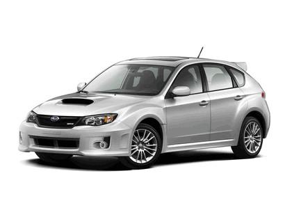 2010 Subaru Impreza WRX - USA version 1