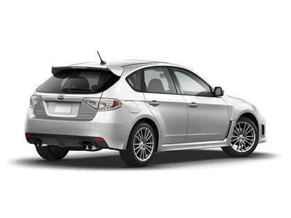 2010 Subaru Impreza WRX - USA version 2