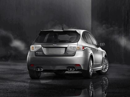 2010 Subaru Impreza WRX - USA version 3
