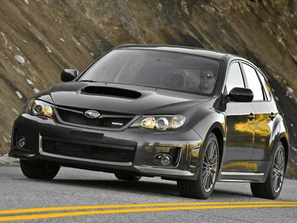 2010 Subaru Impreza WRX - USA version 6
