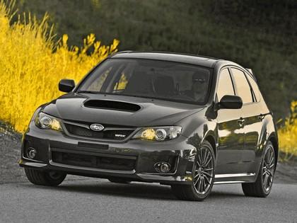 2010 Subaru Impreza WRX - USA version 7