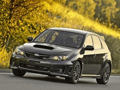 2010 Subaru Impreza WRX - USA version 8