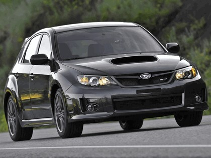2010 Subaru Impreza WRX - USA version 10