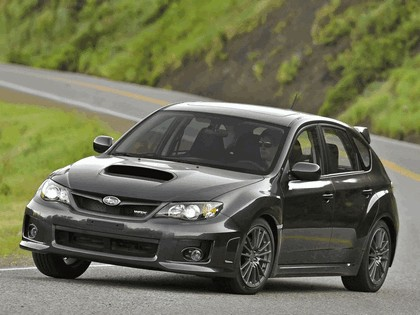 2010 Subaru Impreza WRX - USA version 12