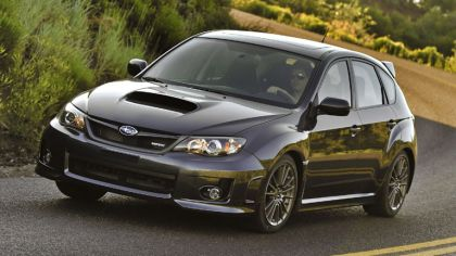2010 Subaru Impreza WRX - USA version 1