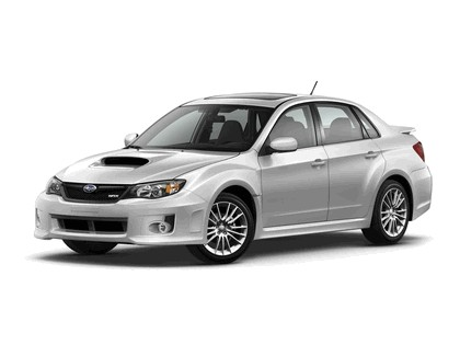 2010 Subaru Impreza WRX sedan - USA version 4