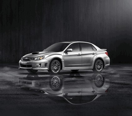 2010 Subaru Impreza WRX sedan - USA version 6