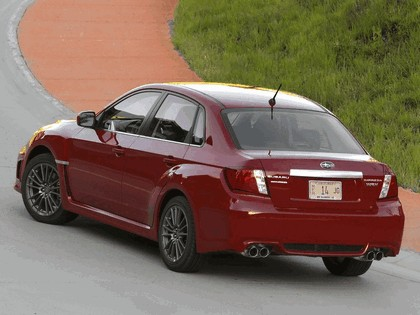 2010 Subaru Impreza WRX sedan - USA version 9
