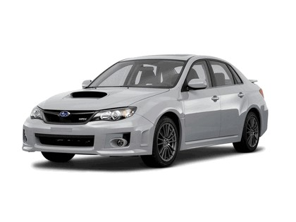 2010 Subaru Impreza WRX sedan - USA version 11